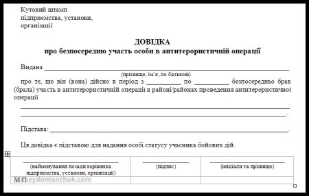 dovidka-uchasnik-boyovih-diy