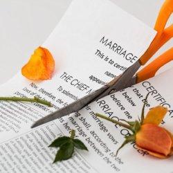 Розподіл майна при розлученні подружжя