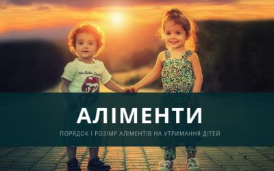 Аналіз останніх змін у Сімейний кодекс щодо сплати аліментів на дитину: нові розмір та порядок нарахування
